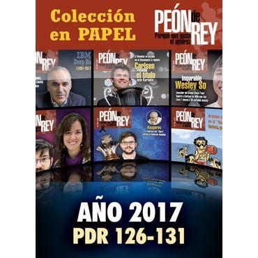 Colección Peón de Rey 2017