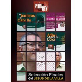Selección FINALES - GM Jesús de la Villa
