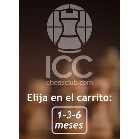 Suscripción 1-3-6 meses ICC