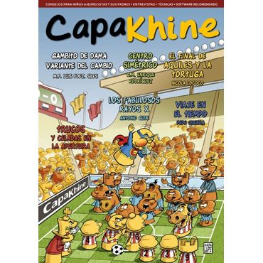 Revista Infantil Capakhine 12