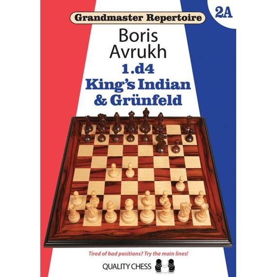 Grandmaster Repertoire 2A: King's Indian & Grünfeld (cartoné)