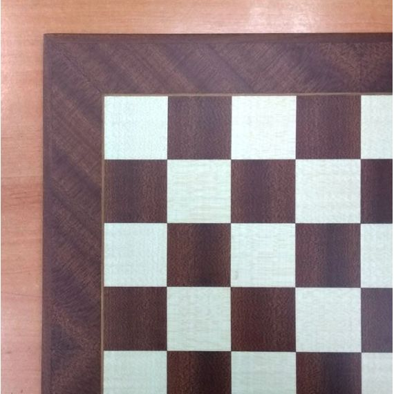 Tablero madera sapelli 50 mm
