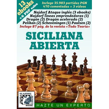 Superpack: Siciliana Abierta