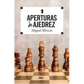 Aperturas de Ajedrez (2ª ed.)