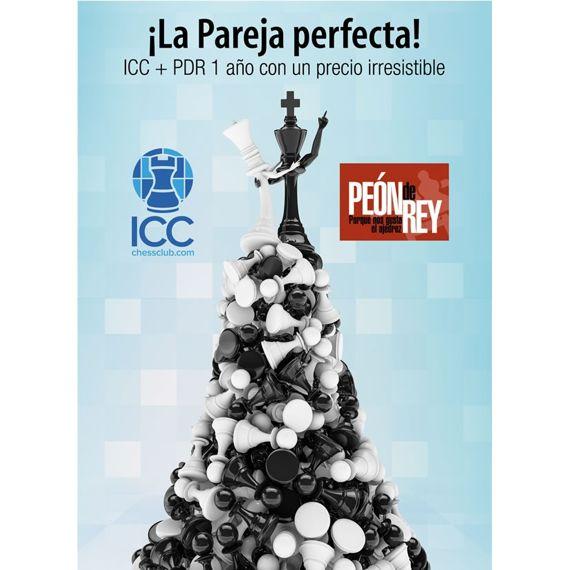 ICC & PDR papel + digital (1 año España)