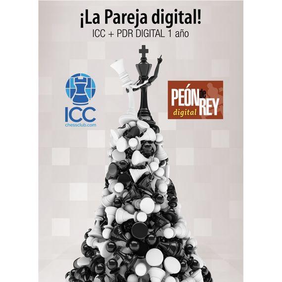 ICC & PDR digital 1 año