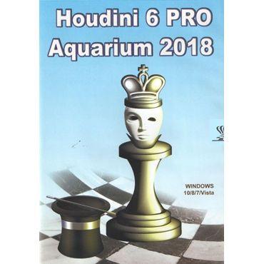 Houdini 6 Pro Aquarium 2018