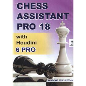 Chess Assistant PRO 18 con Houdini 6 PRO