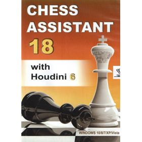 Chess Assistant 18 con Houdini 6