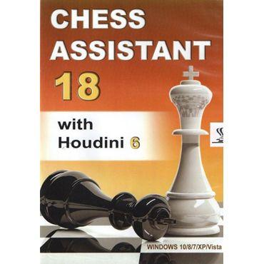 Chess Assistant 18 con Houdini 6