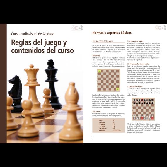 Curso ajedrez Illescas