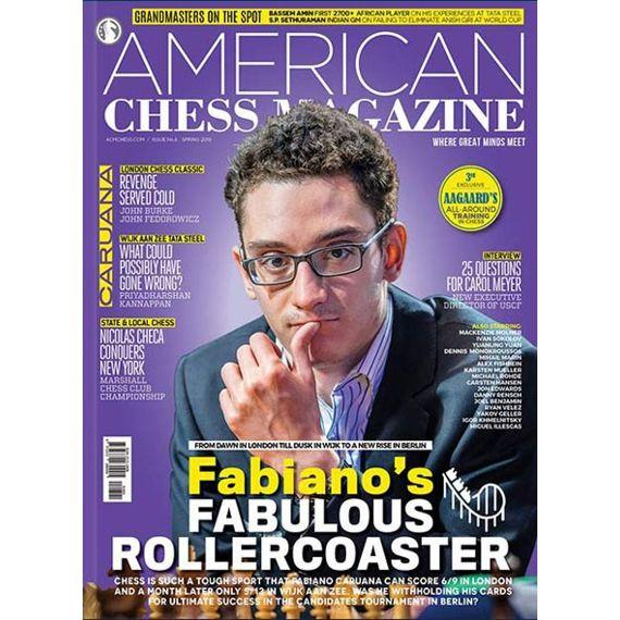 American Chess Magazine 6