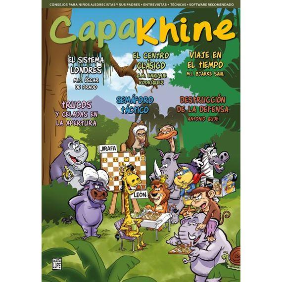 Revista Infantil Capakhine nº 13