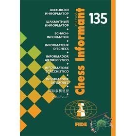 Chess Informant 135 + CD