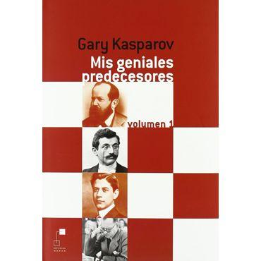 Mis Geniales Predecesores vol. 1 (edición de lujo)