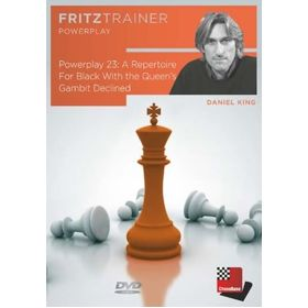 Powerplay 23: A Repertoire for Black with the QGD