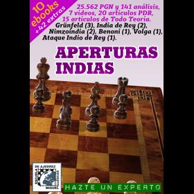 Superpack: Aperturas Indias