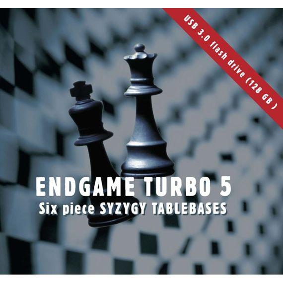 Endgame Turbo 5 (Memoria USB 3.0)
