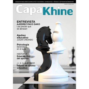 Revista Infantil Capakhine nº 14