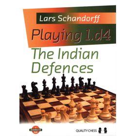 Playing 1.d4 - The Indian Defences (cartoné)