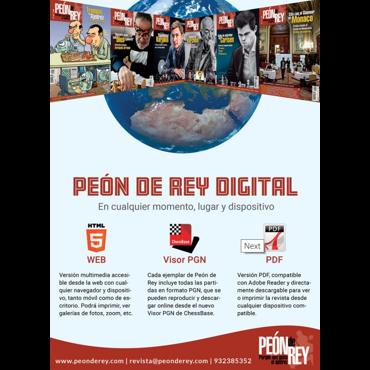 PDR papel + regalo 1 año (España)