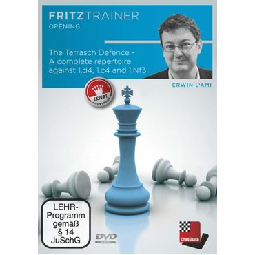 The Tarrasch Defence - A Complete Repertoire against 1.d4, 1.c4 and 1.Nf3