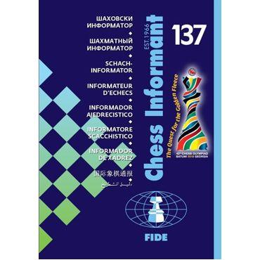Chess Informant 137