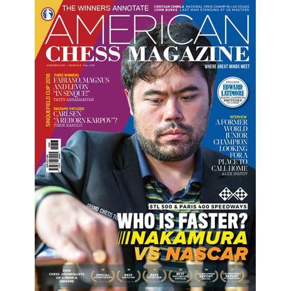American Chess Magazine 8