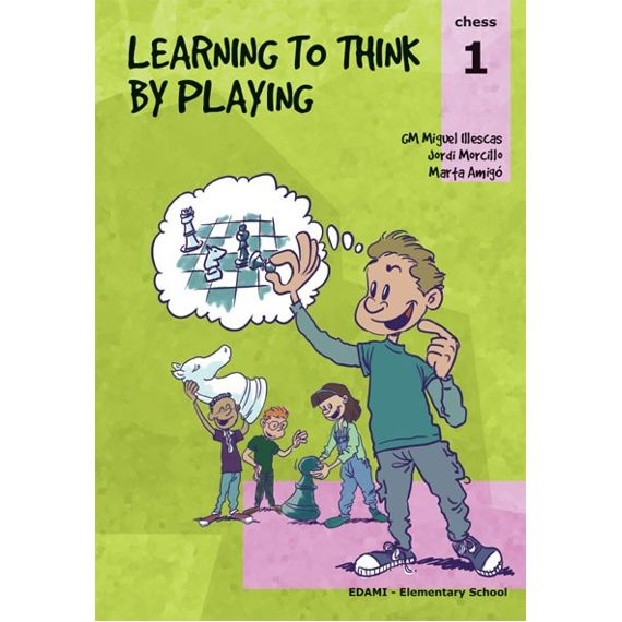Learning to Think by Playing 1