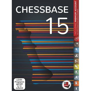 ChessBase 15 Mega (Edition 2020)