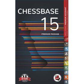 ChessBase 15 Premium (Edition 2020)