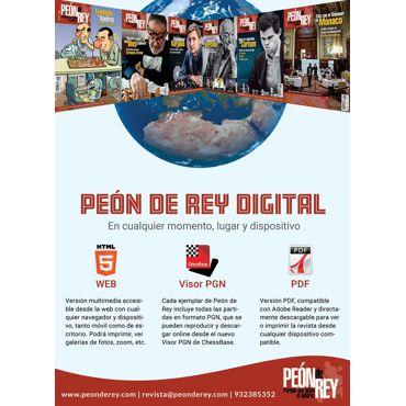 Suscripción PDR digital 1 año
