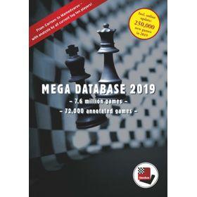 Mega Database 2019 actualización desde Mega 2018