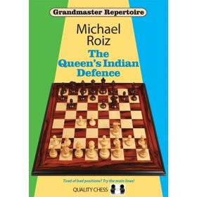 Grandmaster Repertoire: the Queen's Indian Defence (cartoné)