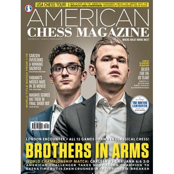 American Chess Magazine 9