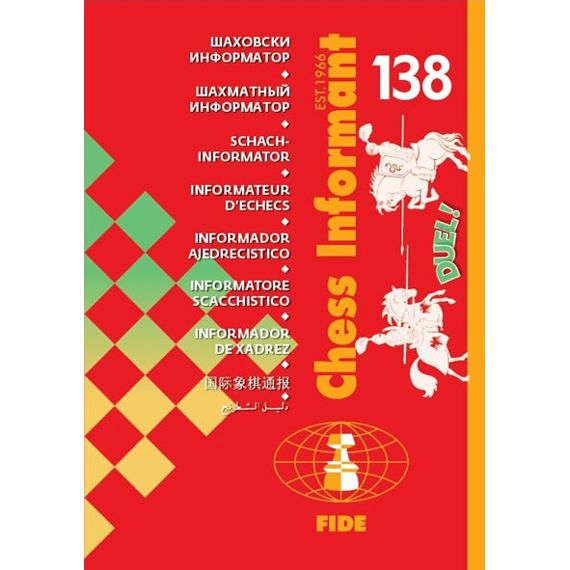 Chess Informant 138