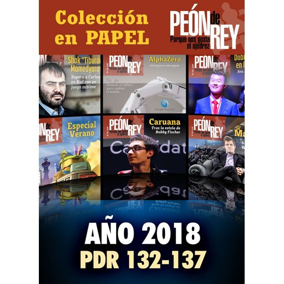 Colección Peón de Rey 2018