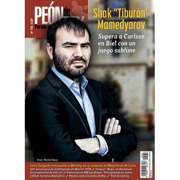 Peón de Rey electrónico - Vol. 17 (2018)