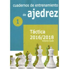 Cuadernos de entrenamiento 1. Táctica 2016/2018