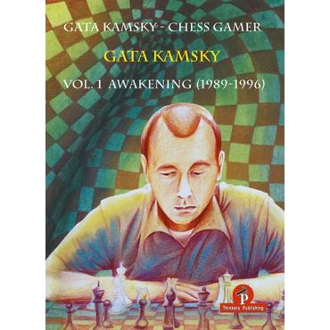 Chess Gamer vol. 1 Awakening (1989-1996)
