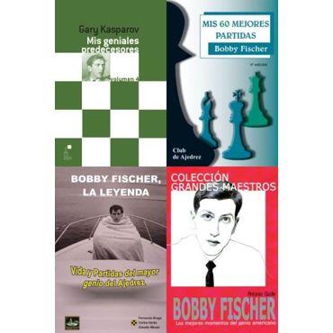 Pack Fischer (4 libros castellano)