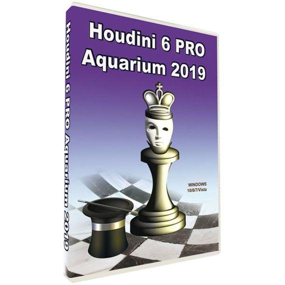 Houdini 6 Pro Aquarium 2019