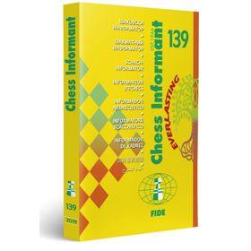 Chess Informant 139 + CD