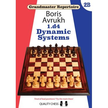 Grandmaster Repertoire 2B: 1.d4 Dynamic Systems (cartoné)