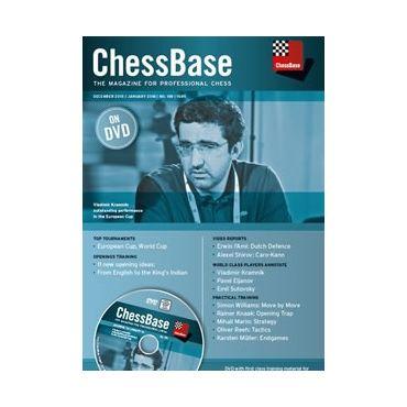 ChessBase Magazine 169
