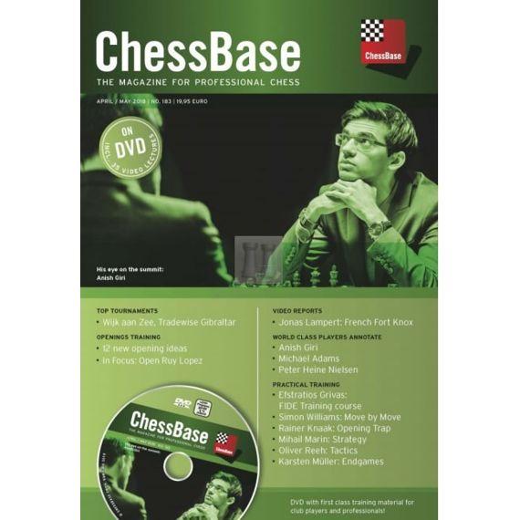 ChessBase Magazine 183