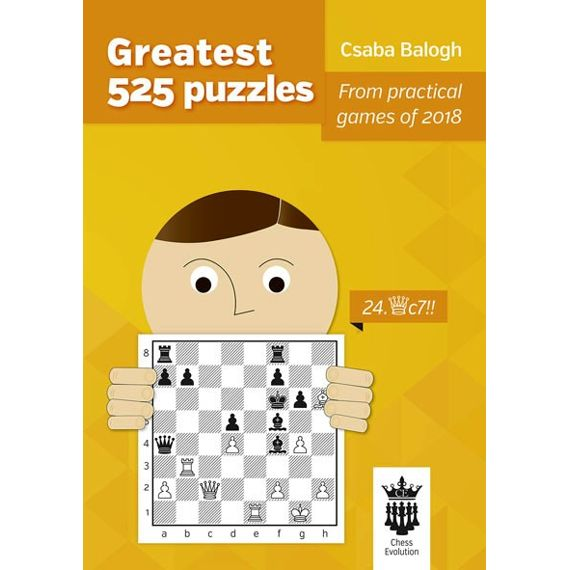 Greatest 525 Puzzles