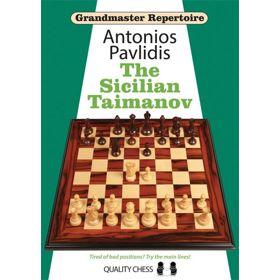 Grandmaster Repertoire: the Sicilian Taimanov (cartoné)