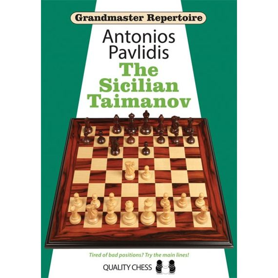 Grandmaster Repertoire: The Sicilian Taimanov