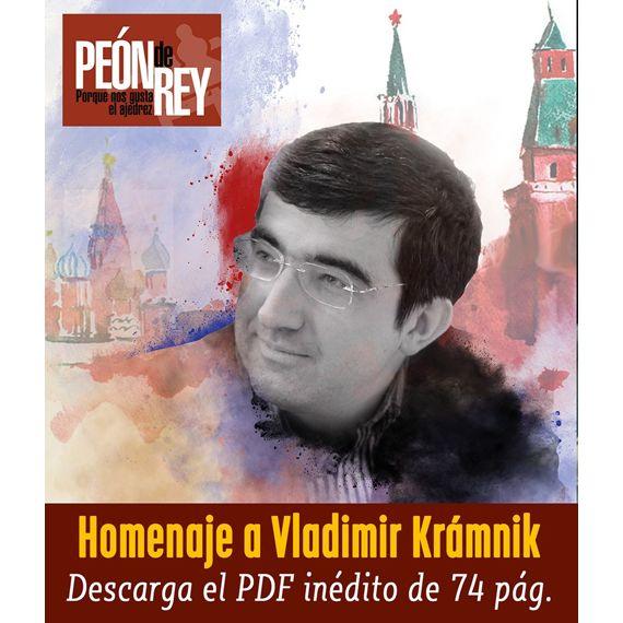 "PDF ""Homenaje a Kramnik"""